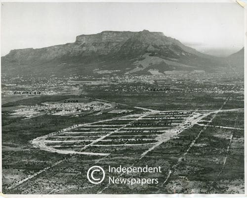 Old Aerial Photograph Epping Industria 1949