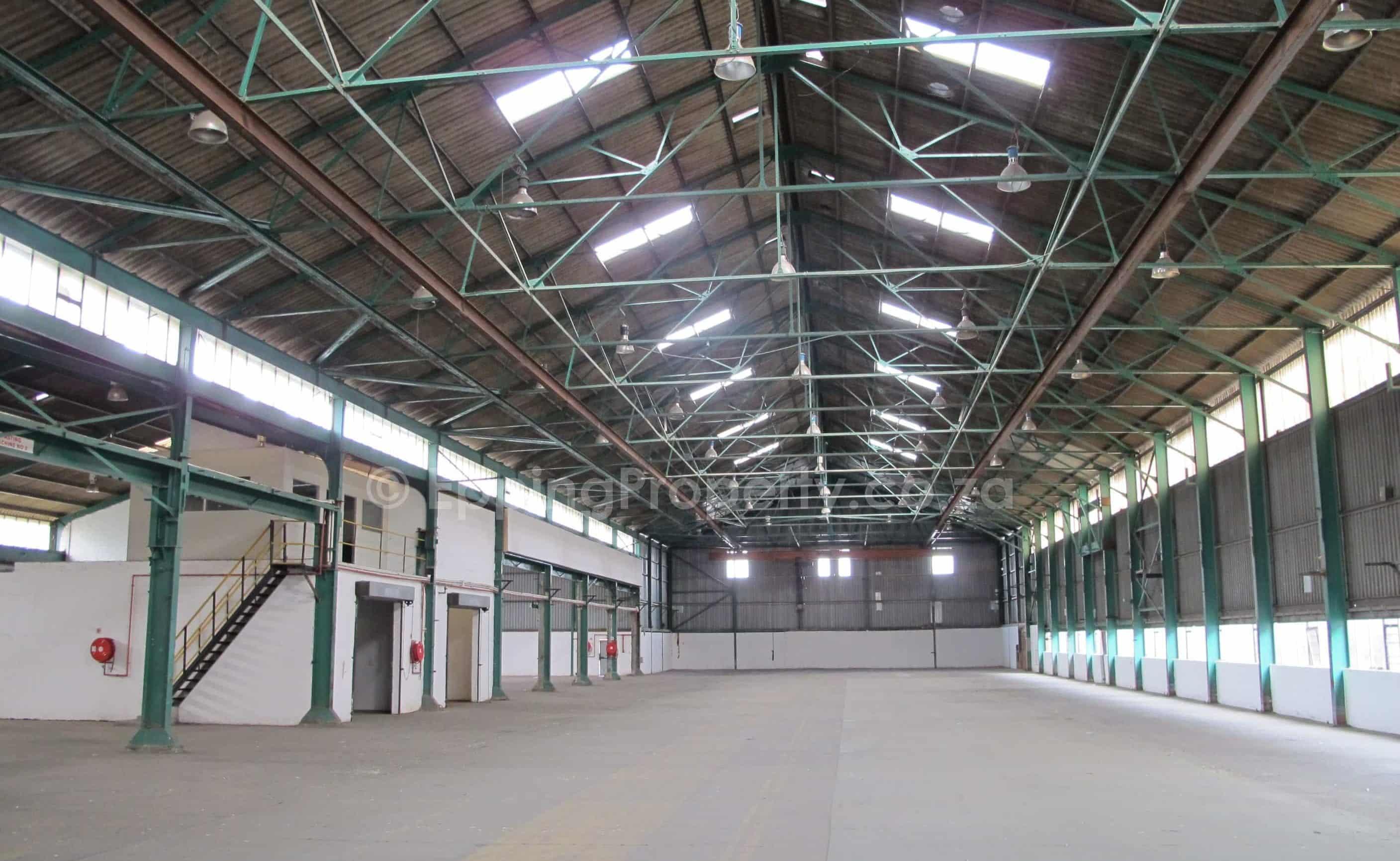 Factory Premises for Rent - Consani Business Park