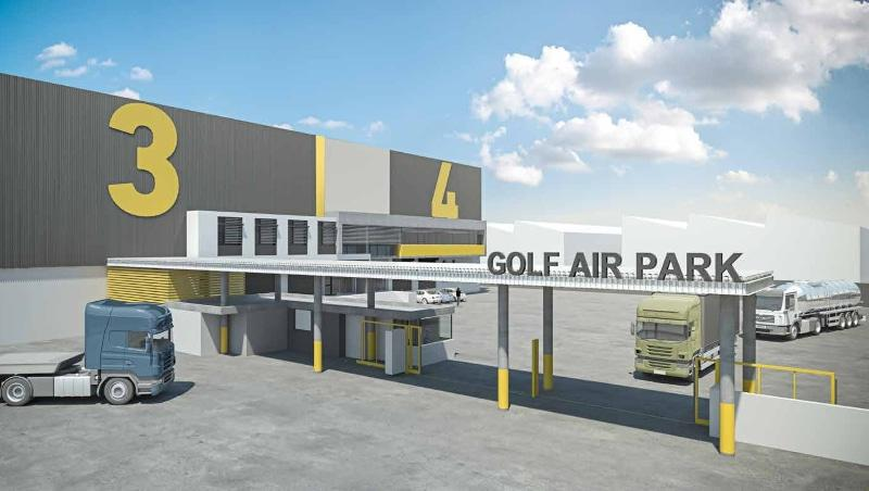 Warehouse Airport Industria Cape Town