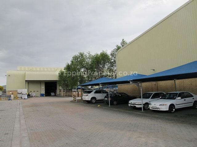 Epping Warehouse for Rent