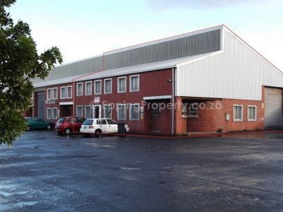 For Sale in Epping Industria Cape Town