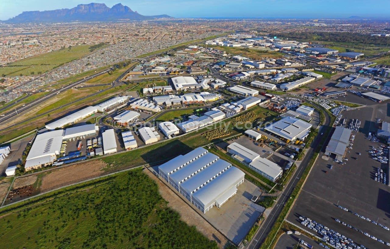 New Warehouse To Let In Airport Industria Cape Town Epping Property