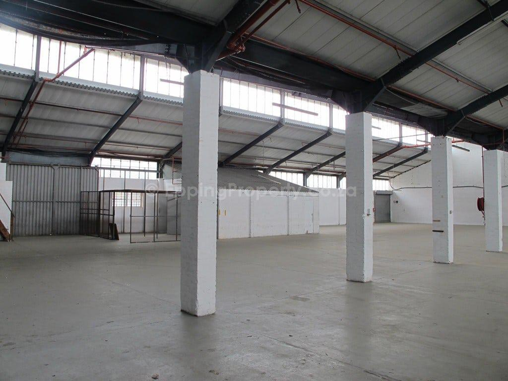 Premises To Let In Epping Industria Cape Town Epping