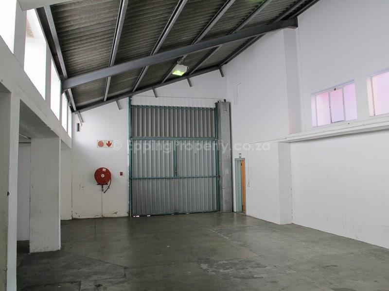 Industrial Property For Rent In Ndabeni Epping Property
