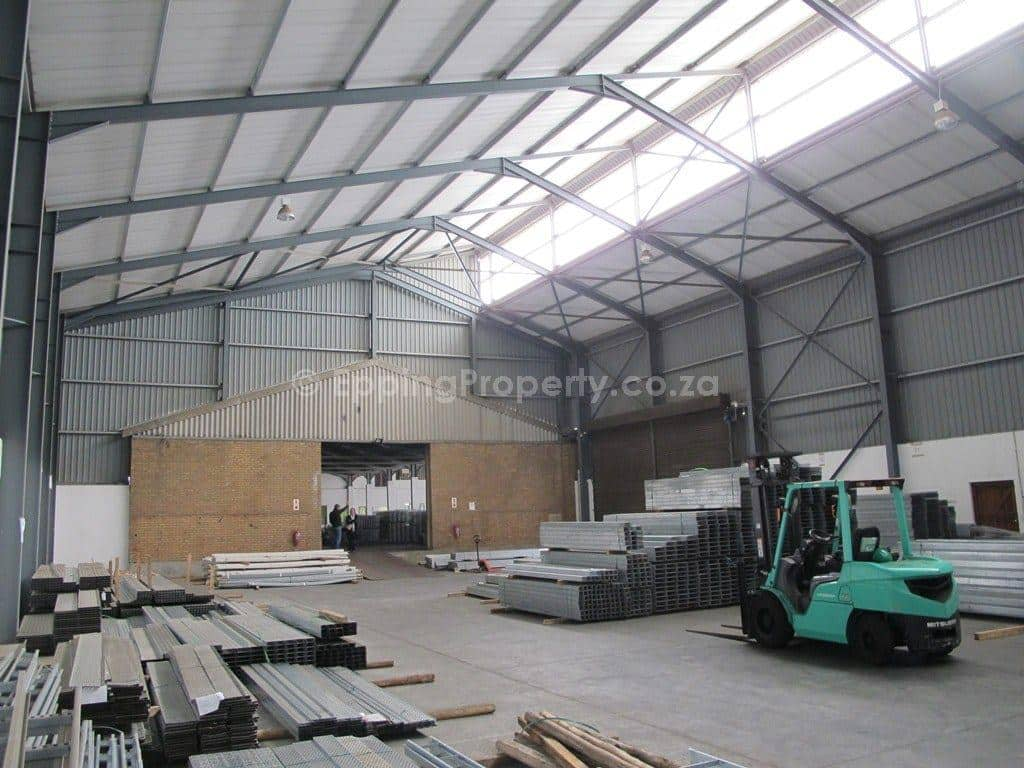 Industrial Property To Let Epping Cape Town Epping Property