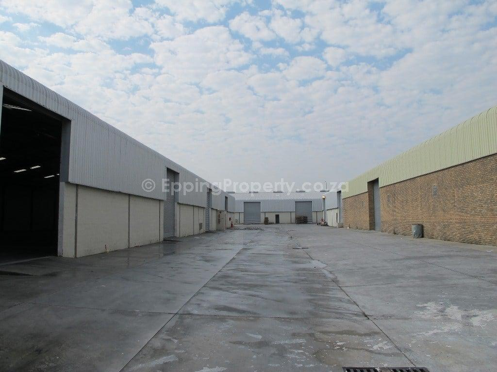 Warehouse To Rent In Epping Industria Cape Town Epping