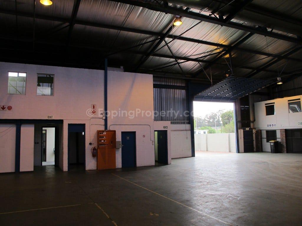 Warehouse To Rent In Bellville Steel Park Epping Property
