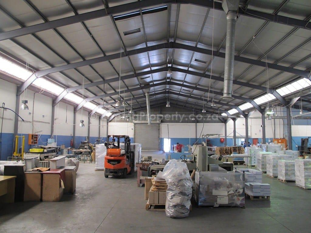 WP Park Warehouse