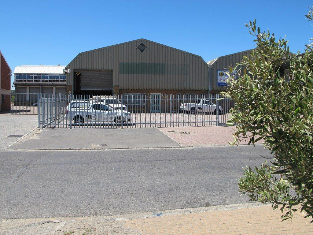 Warehouse, Factory, Land, To Let, Cape Town, South Africa