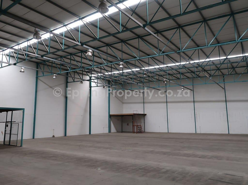 Epping warehouse