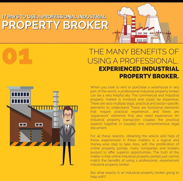 Industrial Property Broker