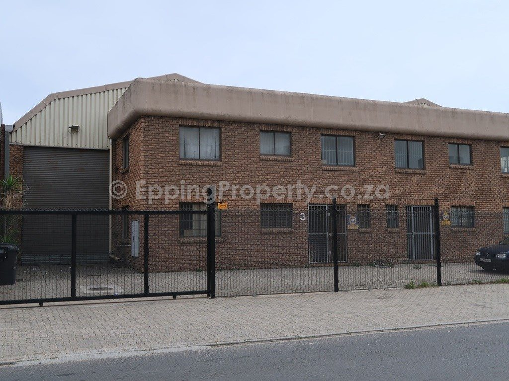 Industrial Warehouse and Office for Rent