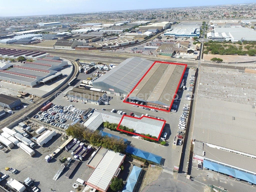 Warehouse for Rent in Epping Cape Town