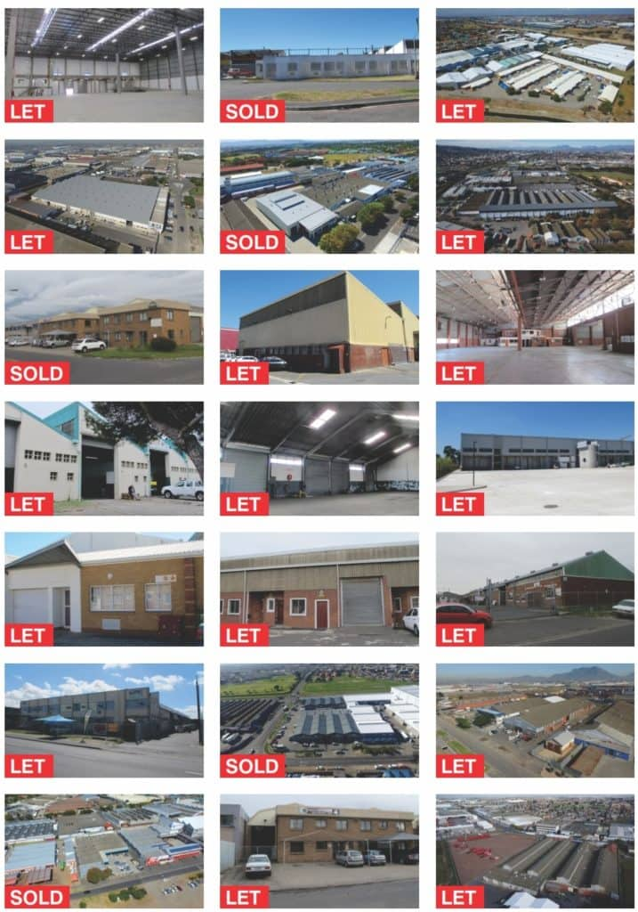 Industrial Property Rentals