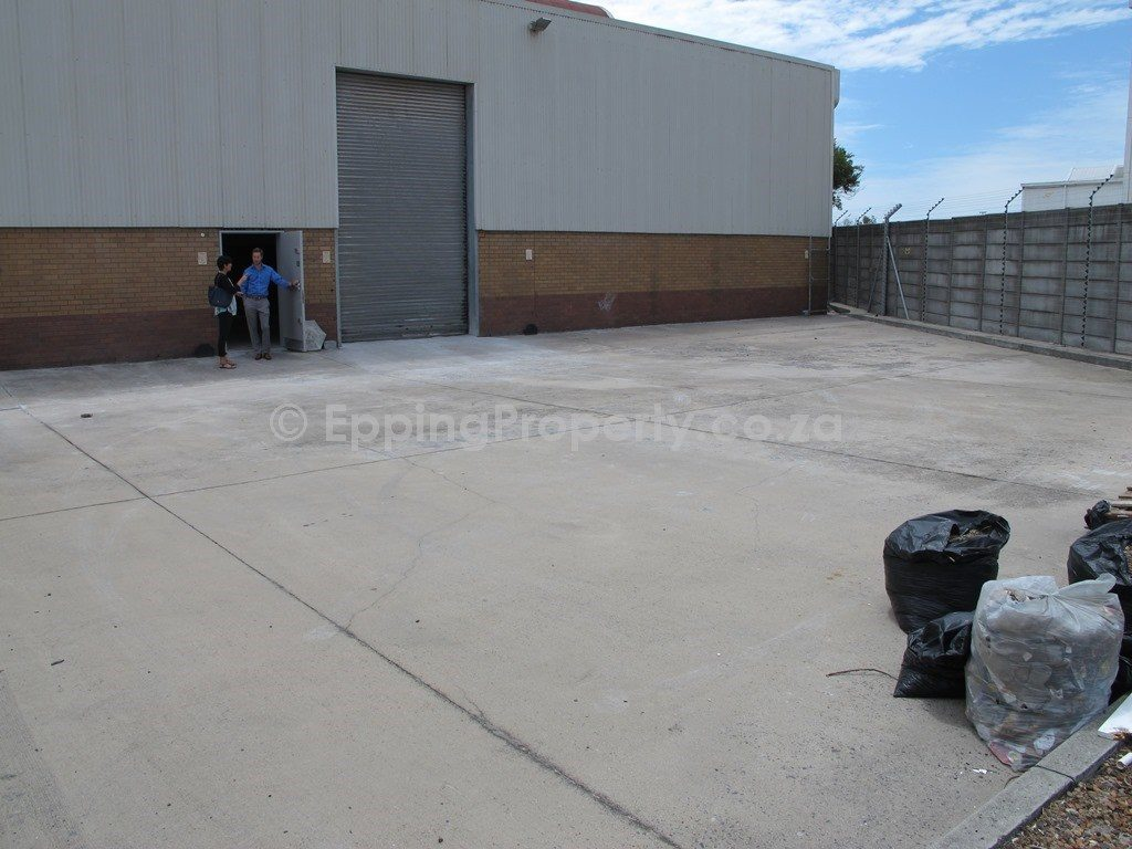 Industrial Property Epping Cape Town