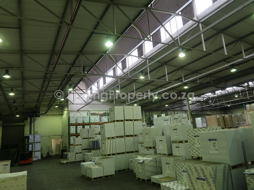 Industrial Property Epping Cape Town Omupark Epping