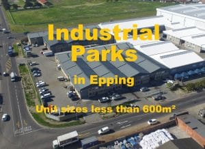 Industrial Parks in Epping