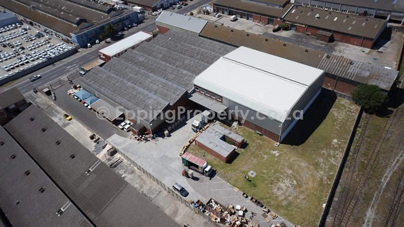 Factory for Rent Epping Industria