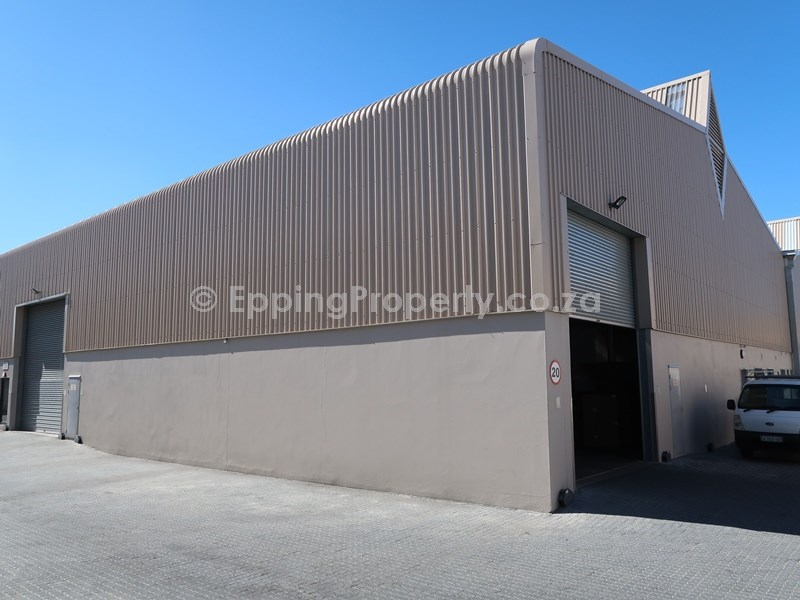 Industrial property to Rent in Epping