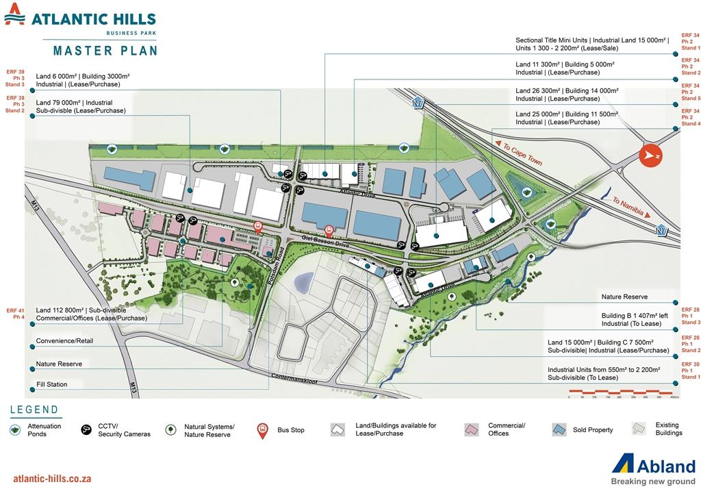Atlantic Hills Masterplan