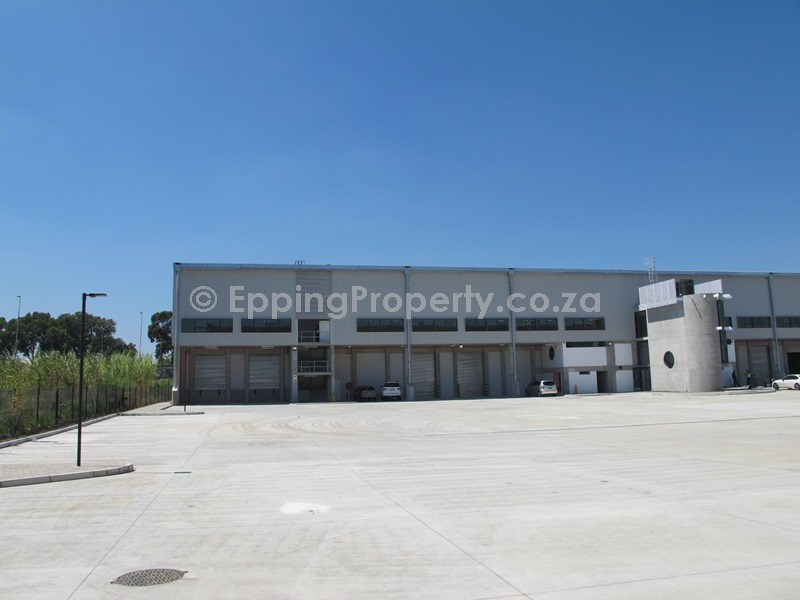 Industrial property let Airport Industria