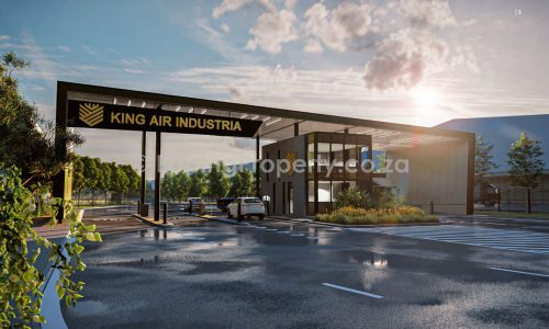 King Air Industria