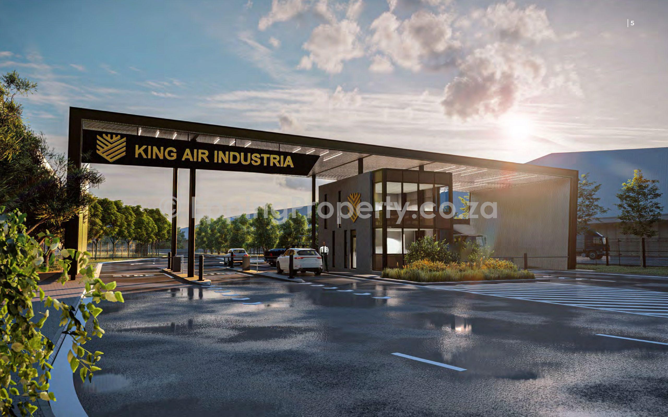 King Air Industria