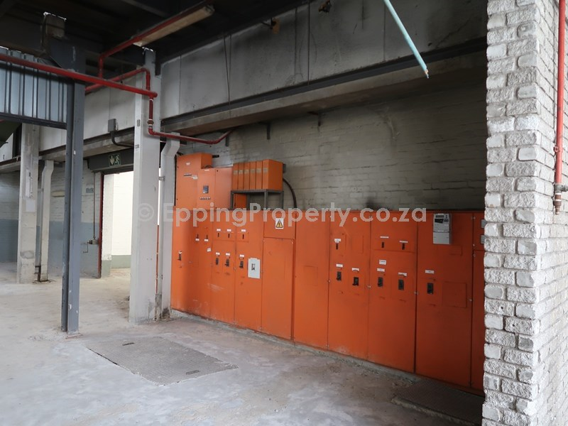 Ndabeni Industrial premises to Rent