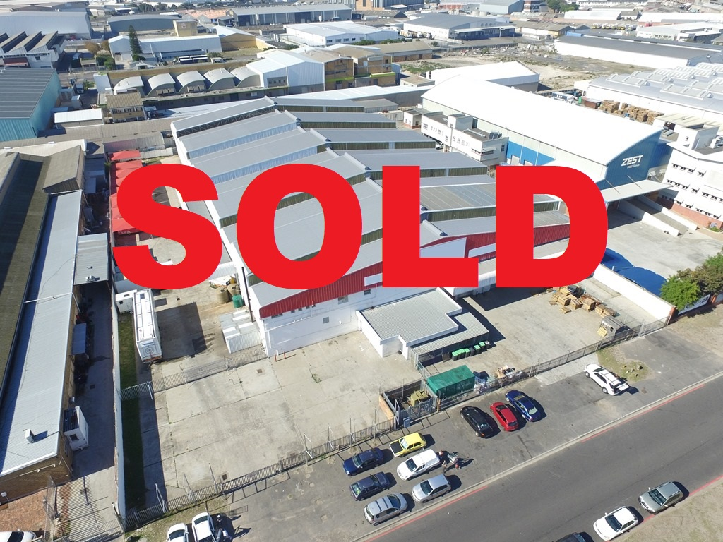 Cape Town Industrial Property for Sale