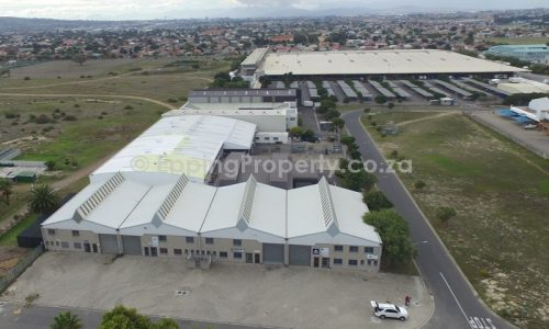Factory to let at Western Province Park (Epping)