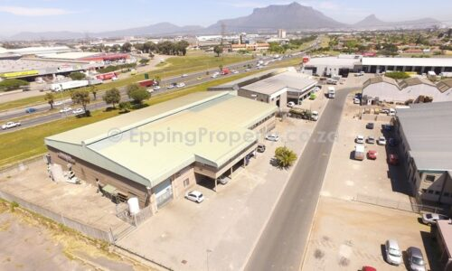 Factory to let at Western Province Park Epping
