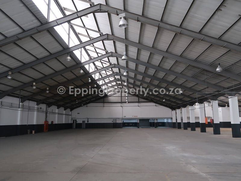 Factory for Rent Epping Cape Town