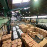 Factory premises for rent