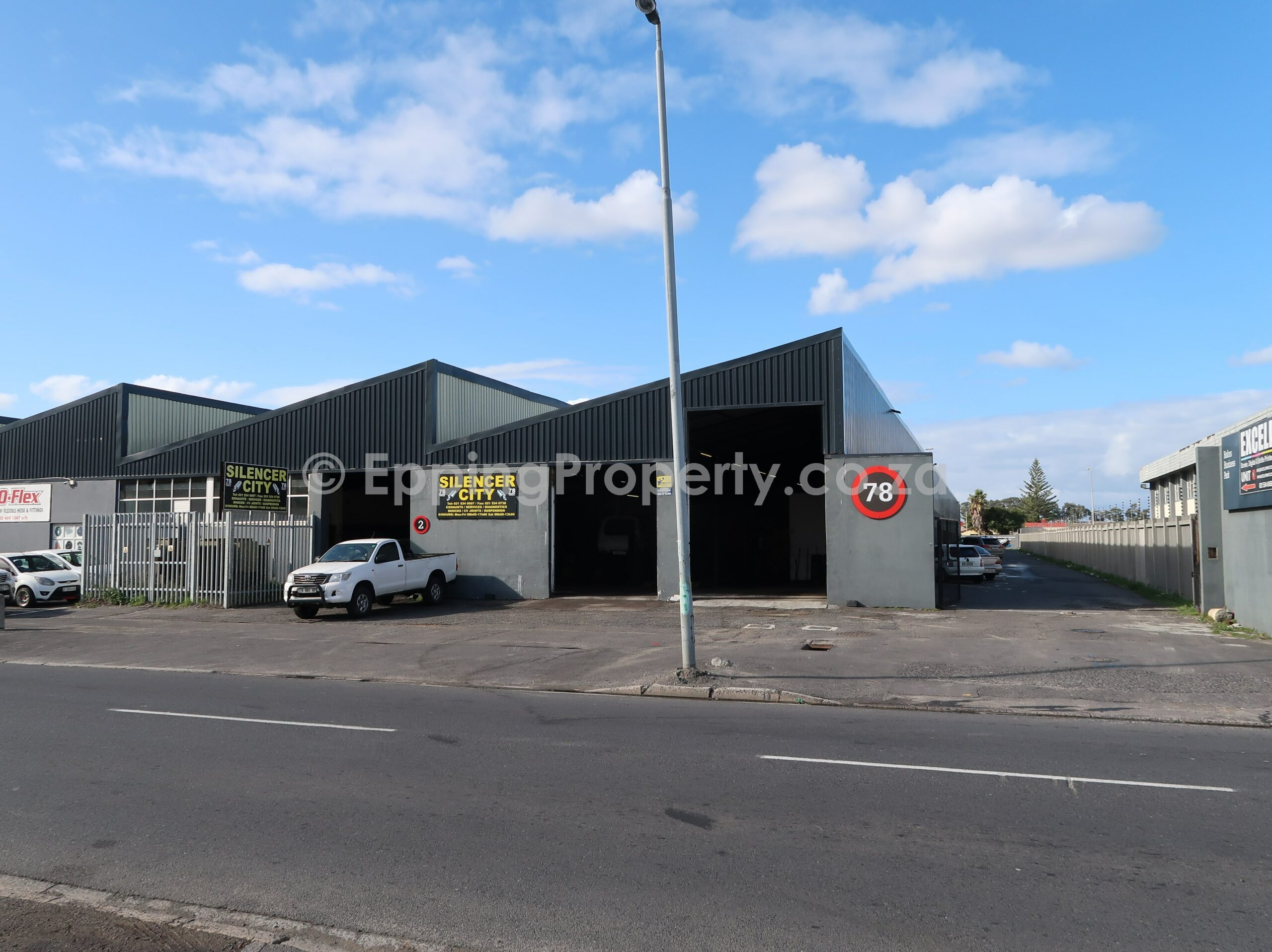 Epping Industrial Property Rent Cape Town